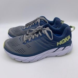 Hoka One One Clifton 6 Running Shoes Size 7 Great